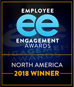 Employee Engagement Award logo